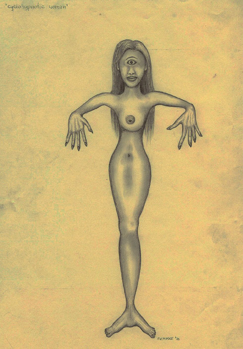Cyclohypnotic Woman