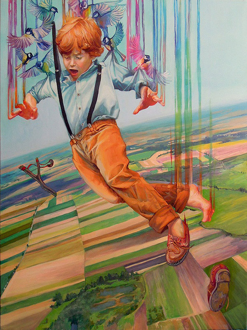 Natalia Rak - Don't fuck with birds