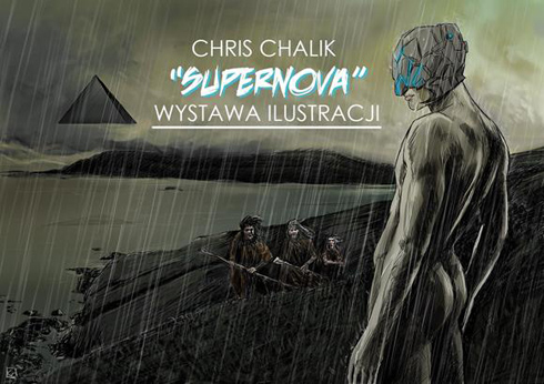 Chris Chalik - Supernova w Nidzicy