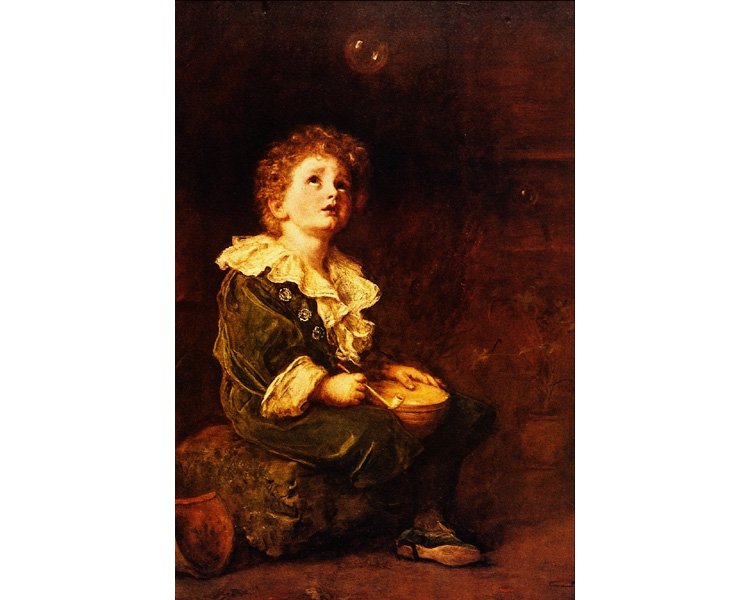 Bubbles, Sir John Everett Millais