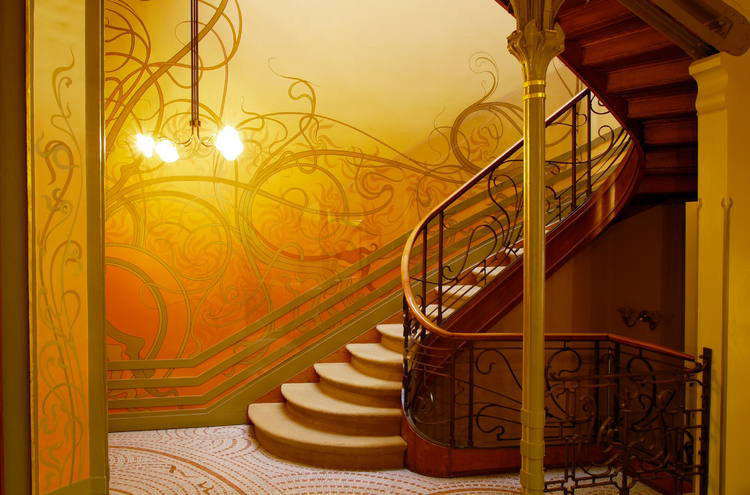 Major Town Houses of the Architect Victor Horta (Brussels) © OUR PLACE The World Heritage Collection