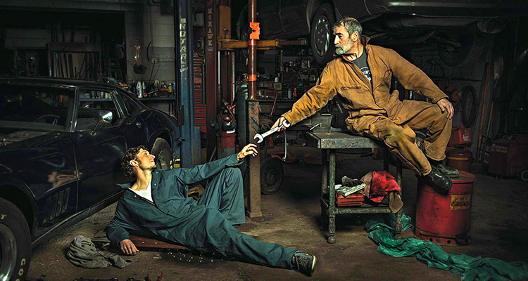 Mechanics, fot. Freddy Fabris